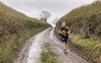 Kit, aged 12, runs 100km to raise money for ROSY!